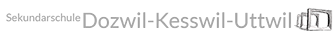 Sek Dozwil Logo
